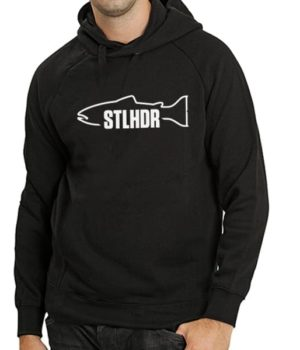 Steelhead Hoodie, Fishing Hoodie