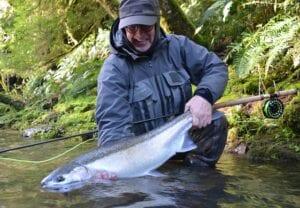 Oregon Winter Steelhead Fly Fishing Trips