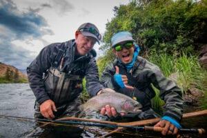 Deschutes Trout fishing