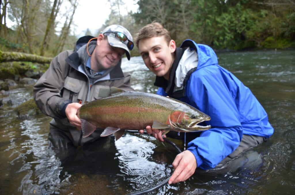 Eagle Creek Winter Steelhead Mastery Class