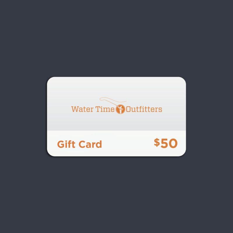 Fishing Gift Card