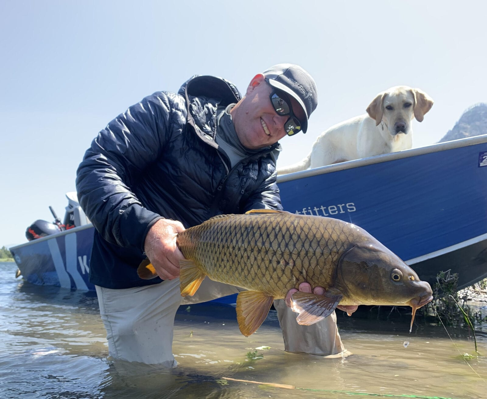 Carp Fishing Oregon